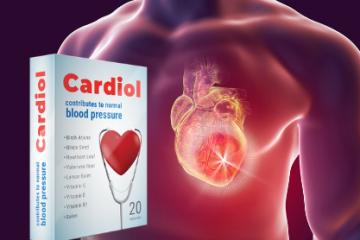 Cardiol – Pastillas Cardiol para la hipertensión: ¿funciona? ¿Es una estafa?