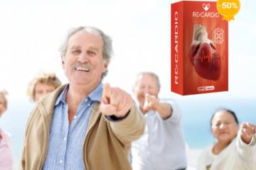 ReCardio – Regule su presión arterial de forma totalmente natural en sólo 40 días